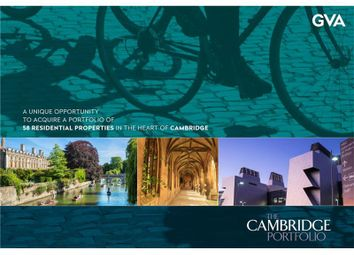 Thumbnail Land for sale in 58 Residential Properties, In The Heart Of Cambridge, Cambridgeshire, UK