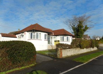 Thumbnail 3 bed bungalow to rent in Menear Road, Boscoppa, St. Austell