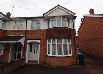 Thumbnail 3 bed terraced house to rent in Silverdale Close, Coventry