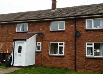 Thumbnail 3 bed terraced house to rent in Louisberg Road, Hemswell Cliff, Gainsborough