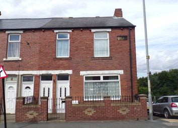 Thumbnail 4 bed terraced house for sale in South Burn Terrace, New Herrington, Houghton Le Spring