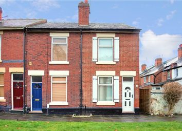 Thumbnail 2 bed end terrace house for sale in Marcus Street, Derby
