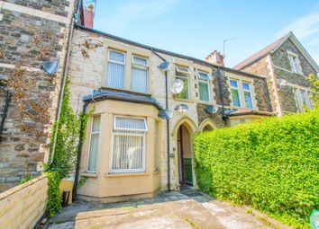 Thumbnail 5 bedroom terraced house for sale in Stacey Road, Roath, Cardiff