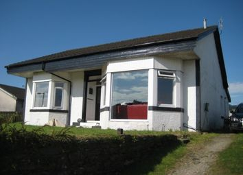 Thumbnail 4 bed detached house for sale in Victoria Road, Dunoon PA23, Dunoon,