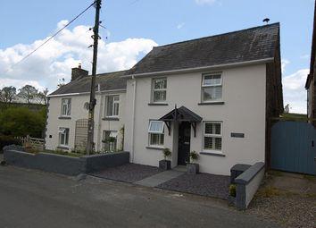 Thumbnail 5 bed detached house for sale in Glynarthen, Llandysul