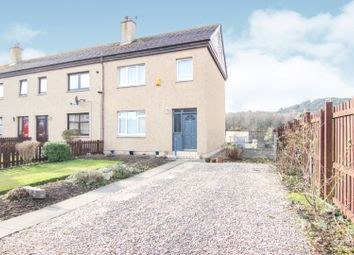 Thumbnail 3 bed end terrace house for sale in St. Valery Avenue, Inverness