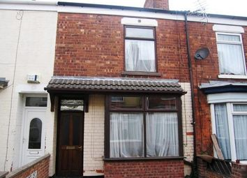 Thumbnail 3 bedroom terraced house to rent in Northfield Villas, Rosemead Street, Hull