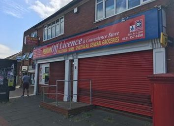 Thumbnail Retail premises to let in 30 Newton Road, Great Barr, Birmingham