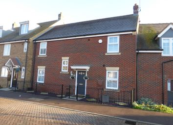 Thumbnail 4 bedroom terraced house for sale in Bellflower Drive, Yaxley, Peterborough