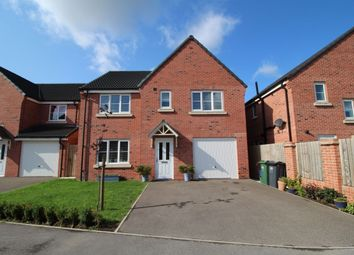 Thumbnail 5 bed detached house to rent in Palm House Drive, Selby