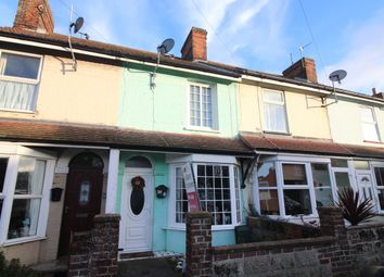 Thumbnail 3 bedroom terraced house for sale in Mill Road, Cromer