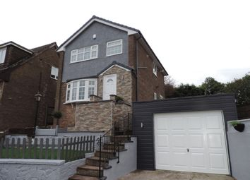 Thumbnail 3 bed detached house for sale in Kendal Drive, Shaw, Oldham