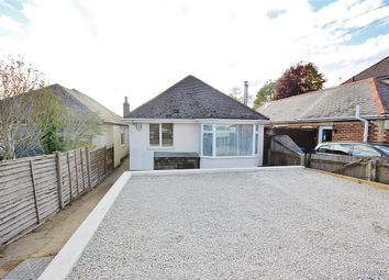Thumbnail 3 bed bungalow for sale in Fortescue Road, Parkstone, Poole