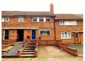 Thumbnail 3 bed terraced house for sale in Shelfield Road, Birmingham