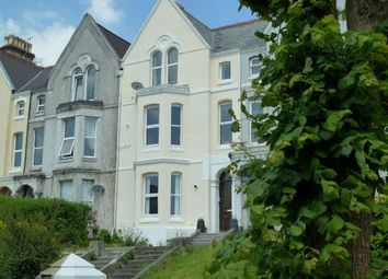 Thumbnail 3 bed flat to rent in Connaught Avenue, Mutley, Plymouth