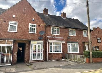 Thumbnail 3 bed terraced house for sale in Hales Crescent, Smethwick, Birmingham, West Midlands