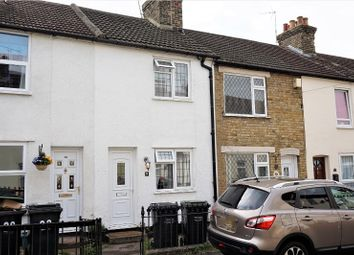Thumbnail 2 bed terraced house for sale in Belgrave Street, Aylesford
