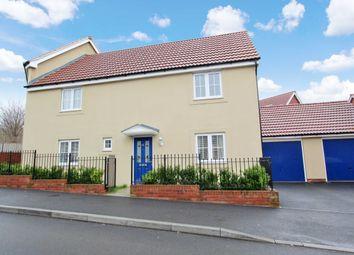 Bates Way, Moredon, Swindon, Wiltshire SN2. 3 bed semi-detached house