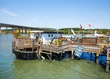 Thumbnail 4 bed detached house for sale in Box 9 Medway Bridge Marina, Manor Lane, Rochester, Kent