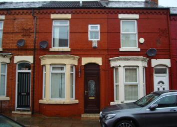 Thumbnail 2 bed terraced house to rent in Hanwell Street, Liverpool