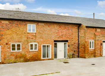 Thumbnail 3 bed barn conversion for sale in Wrexham Road, Ridley, Tarporley