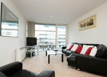 Thumbnail 1 bed flat to rent in Warwick Building, Chelsea Bridge Wharf, London