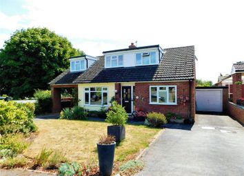 Thumbnail 4 bed detached house for sale in St. Marys Close, Bradley, Stafford.