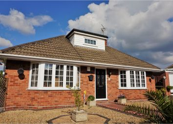 Thumbnail 2 bed detached bungalow for sale in Abbotts Close, Telford