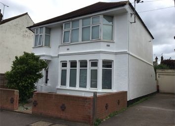 Thumbnail 1 bed flat for sale in 25 Southbourne Grove, Westcliff-On-Sea, Essex