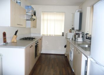 Thumbnail 4 bedroom shared accommodation to rent in Rothbury Terrace, Heaton