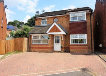 Thumbnail 4 bed detached house for sale in Ynys-Y-Coed, Blackwood