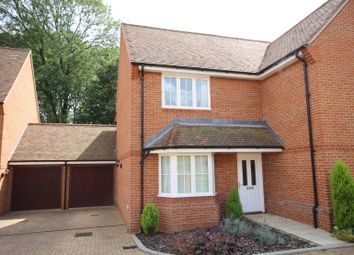 Thumbnail 2 bed semi-detached house to rent in Old School Green, Nettlebed, Henley-On-Thames