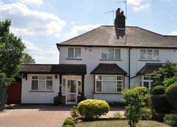 Thumbnail 3 bed semi-detached house for sale in Merry Hill Road, Bushey