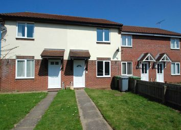 Thumbnail 2 bed terraced house to rent in Pyehurn Mews, Taverham, Norwich