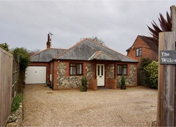 Thumbnail 3 bed detached bungalow for sale in Waterside Drive, Chichester