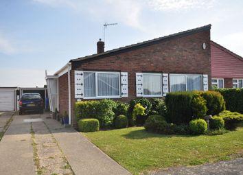 Thumbnail 3 bed semi-detached bungalow for sale in Garden Road, Frinton Homelands