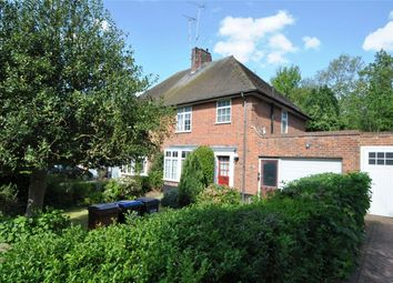 Thumbnail 3 bed semi-detached house for sale in Valley Road, Welwyn Garden City, Hertfordshire