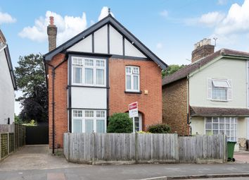 Thumbnail 4 bed detached house for sale in Albany Road, Hersham, Walton-On-Thames
