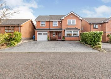 Thumbnail 5 bed detached house for sale in Oakwood View, Chorley, Lancashire