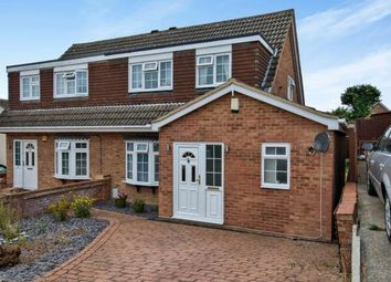 3 bed semi-detached house for sale in Fairleigh Road, Pitsea, Basildon SS13