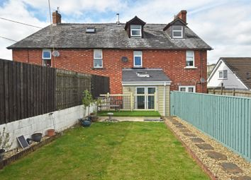 Thumbnail 3 bed terraced house for sale in Castle Road, Builth Wells