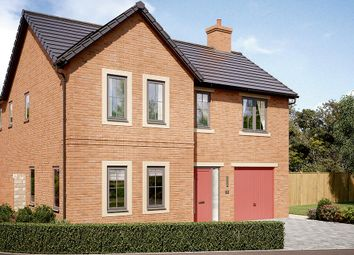 "Thumbnail 4 bed detached house for sale in ""The Norbury"" at Garden House Drive, Acomb, Hexham"