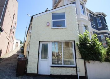 Thumbnail 1 bed end terrace house for sale in Hyde Park Road, Mutley, Plymouth