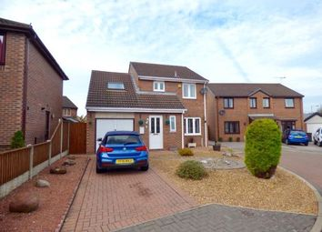 Thumbnail 3 bed detached house for sale in Sarkfoot Close, Gretna, Dumfries And Galloway
