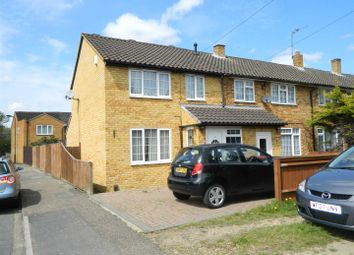 Thumbnail 3 bed end terrace house to rent in Hetherington Close, Slough