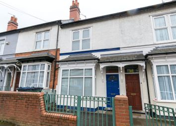 Thumbnail 3 bed terraced house for sale in Esme Road, Sparkhill, Birmingham, West Midlands