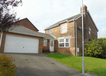 Thumbnail 4 bed detached house for sale in Maes Becca, Llannon, Llanelli