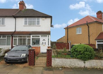 Thumbnail 2 bed end terrace house for sale in Mildred Avenue, Northolt