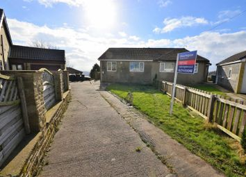Thumbnail 3 bed semi-detached house for sale in Hainsworth Moor Garth, Queensbury, Bradford