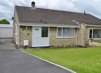 Thumbnail 2 bed semi-detached bungalow for sale in Mendip Vale, Coleford